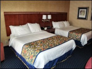 Cryonite is a key tool for bed bug control in hotel and motel rooms.